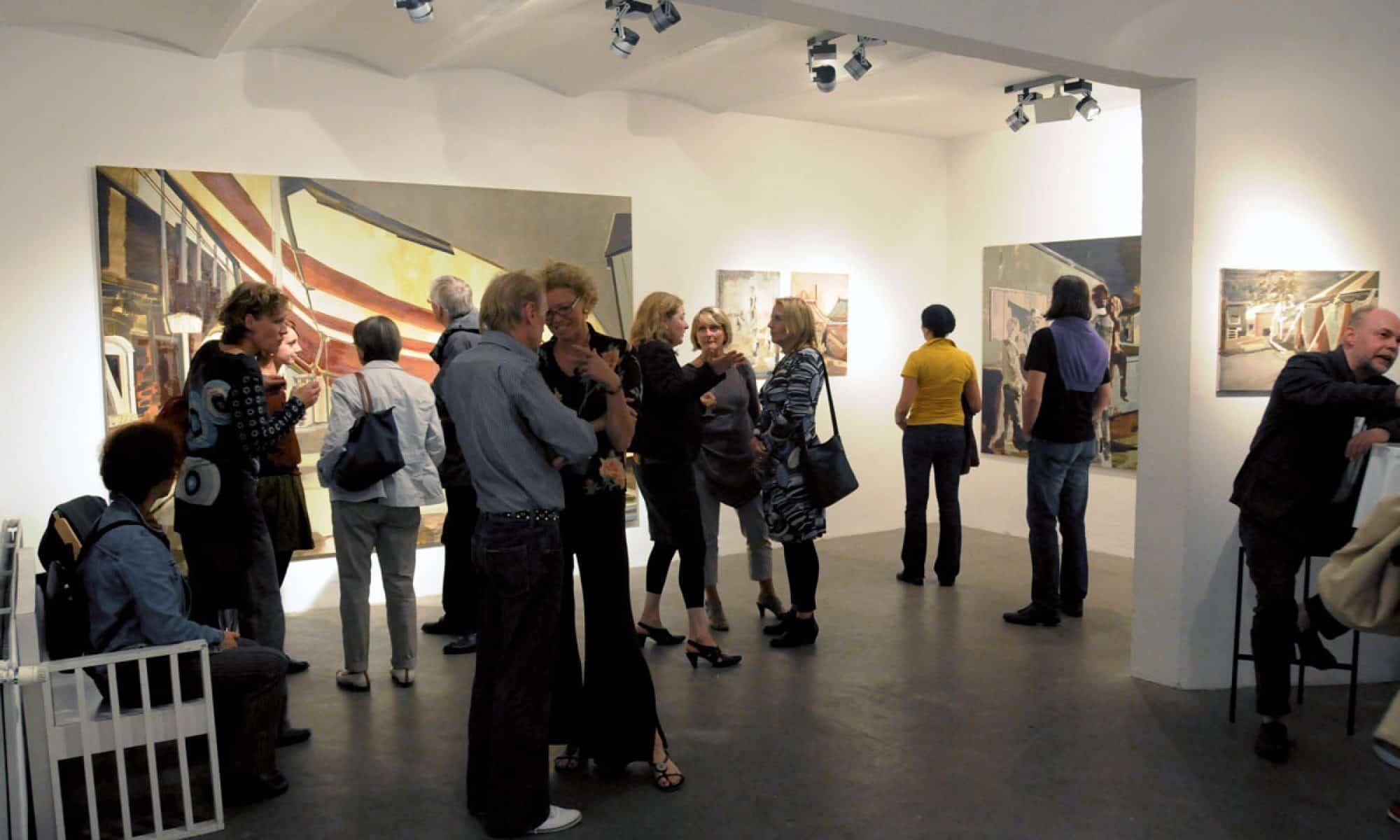 Falkenberg •  Galerie für Neue Kunst